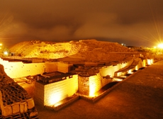 THE ENCHANTMENT OF LIMA BY NIGHT